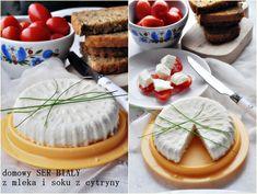 Domowy ser sałatkowy