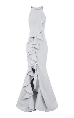 Cecilie Gown by RACHEL GILBERT for Preorder on Moda Operandi