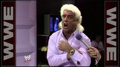 Ric Flair is a fortunate man: World Championship Wrestling, Nov. 13, 1987