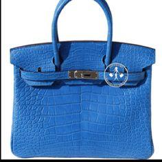 Hermes - Bids start at a mere $65,000. on eBay.