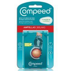 COMPRAR APOSITOS AMPOLLAS PLANTA DEL PIE  5 UNDS. COMPEED