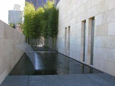 This is definitely a water feature and not a swimming pool!