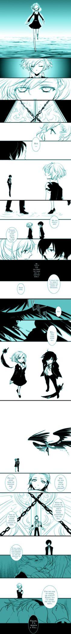 Persona 3 Portable, Yu Narukami, Shin Megami Tensei Persona, Akira Kurusu, Deadman Wonderland, Persona 4, Art Thou, Short Comics, Image Boards