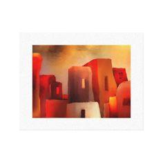 THE ALBRUNO'S UNIQUE DIGITAL ART...******Suramérica estiró la impresión de la lona impresiones en lienzo estiradas
