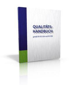 Werbegrafik Ordner Qualitätshandbuch 3D-Design für Webshop Shops, 3d Design, Binder, Tents, Retail Stores