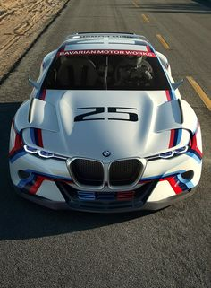 BMW paid homage to one of its greatest race cars by building this gorgeous…