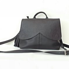 Check out this item in my Etsy shop https://www.etsy.com/listing/236195817/black-leather-bag-tote-crossbody