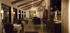 Vaudeville Restaurant - French style bistro with an incredible wine cellar in Fredericksburg, TX