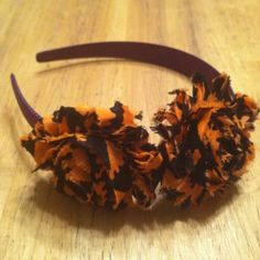 Orange, black, and purple and only $5 shipped!