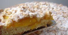Şeftali-YE etkinliği için hazırladığım tart. Orjinali elmalıydı, şeftalili denedim, tavsiye ederim:) Şeftalili Bademli Tart Malzemele...