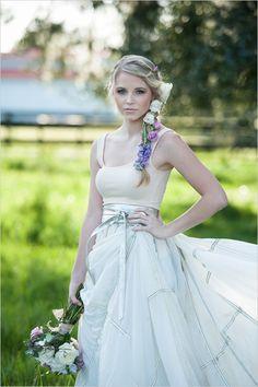 tangled inspired wedding shoot