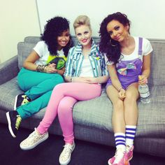 Perrie Jade and Leigh-Anne