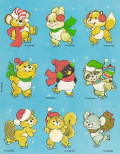 Cleo Christmas animal stickers Forest Animals, Woodland Animals, Small Words, Love Stickers, Christmas Stickers, Christmas Animals, Winnie The Pooh, Pikachu, Keepsakes