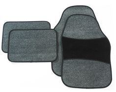 4-Piece Car Mat Set  . For local delivery in DH8 Area please contact 07975683509