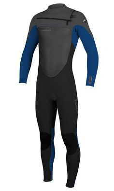 O'Neill Superfreak 5/4 Wetsuit now warmer than ever before! kingofwatersports.com