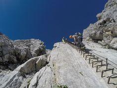 Klettersteig Bavaria : Best klettersteig images in climbing