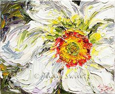 Love textured oil paintings.