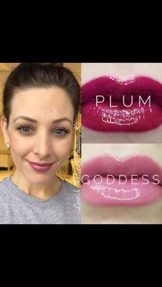 Plum & Goddess combo