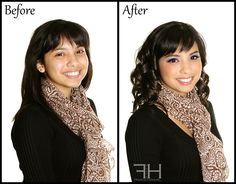 Makeup Before & After - By Florina