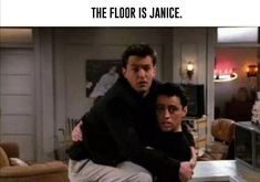 This meme is *gold*. Friends Funny Moments, Friends Tv Quotes, Serie Friends, Friends Scenes, I Love My Friends, Friends Show, Chandler Bing, Stupid Funny Memes, Funny Relatable Memes
