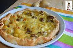 Torta+salata+con+patate+e+salsiccia