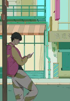 Manga Anime, Anime Art, Anime Guys, Otaku, Akaashi Keiji, Fish Art, Anime Couples, Geek Stuff, Sketches