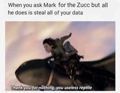 Is Zucc still relevant?