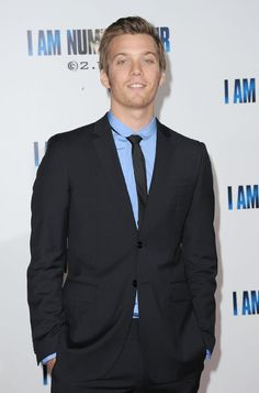 Jake Abel at event of I Am Number Four