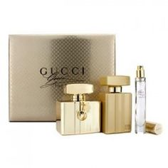 Gucci Premiere for Women 3 Piece Gift Set: 2.5 Oz Eau de Parfum Spray + 3.3 Oz Body Lotion + 0.25 Oz Eau de Parfum Spray By Gucci