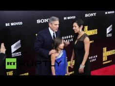 USA: Fans win $10 date with George Clooney.  Jean Allen had not been on a date since 2010, but little did she know that $10 on a charity raffle would give her and her daughter the chance to go on a date with George Clooney. Allen, who is a personal trainer in Dallas not only got to go on a red-carpet date with Clooney but also enjoyed some pampering, styling and a gown for the event.