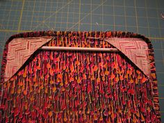 Super fast hanging sleeve for small quilts