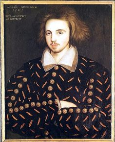 Christopher Marlowe, playwright