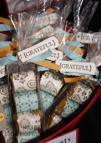 Christmas Project #4  Hershey Nugget Trays   I'm going to have to keep today's post short and SWEET! Today is a big day for me as I am parti...