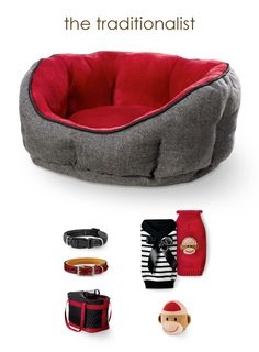 The Traditionalist: Furry Friends Herringbone Bed Simple Bed, Easy Bed, Give Me Home, Rex Cat, One Bed, Roll Neck Sweater, Sleeping Dogs, Clever Design, Ballard Designs