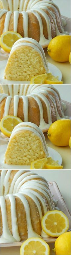 New Food & drink: Italian Lemon Pound Cake