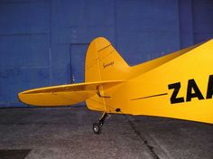 Image result for cub airplane tail