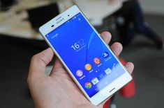 A closer look at Sony's Xperia Z3 flagship