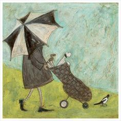 Back To The Clubhouse by Sam Toft