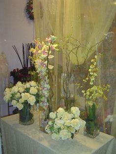 Window display at siloam flowers historic downtown siloam springs window display at toronto florist power flowers mightylinksfo