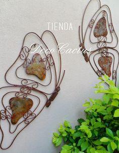 Mariposas para colgar caladas: Tienda Deco C