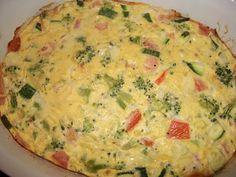 Sandy's Kitchen: Vegetable Quiche