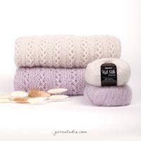 Scent of Pine / DROPS 215-8 - Ilmaiset neuleohje DROPS Designilta Drops Design, Baby Knitting Patterns, Free Knitting, Crochet Patterns, Crochet Diagram, Free Crochet, Top Pattern, Free Pattern, Drops Paris