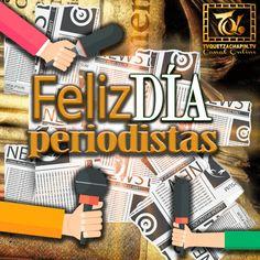 ¡Feliz dia a todos los periodistas de guate! #TVQ