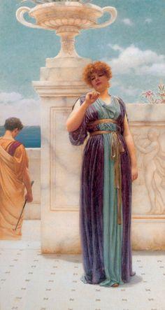 Imagen de http://uploads1.wikiart.org/images/john-william-godward/the-engagement-ring.jpg.