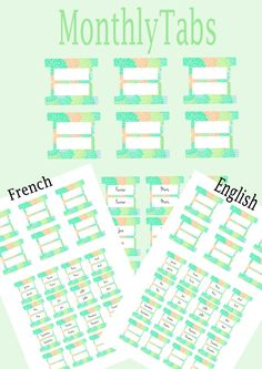 Le chouchou de ma boutique https://www.etsy.com/fr/listing/276502236/pdf-printable-tabs-monthy