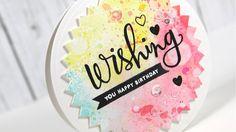 Friday Focus – Birthday Card #11 – kwernerdesign blog