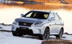 Lexus RX - better than I expected