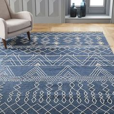 Summit Indoor/Outdoor Rug, Midnight, - Outdoor Rugs On Deck Young House Love, Living Room Carpet, Rugs In Living Room, Living Area, Small Living, Diy Window Shades, Bedroom Built Ins, Master Bedroom, Rug Over Carpet