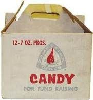 This carton was used around 1969 by a Camp Fire Girl selling candy to raise funds for her Camp Fire Girls program. The Camp Fire Girls sold caramels and mints made by L. Heath and Sons Inc. Each carton carried 12 individual boxes. My Childhood Memories, Best Memories, Family Memories, Thing 1, Campfire Girls, I Remember When, Ol Days, Camp Fire, My Memory