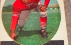 I will sell my 1958 Leo Nomellini topps #89 for $11.00